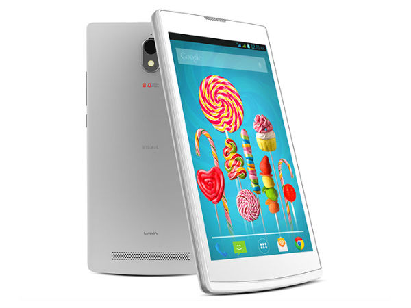 Lava Iris Alfa L with 5.5-inch Display, 8MP Camera Launched