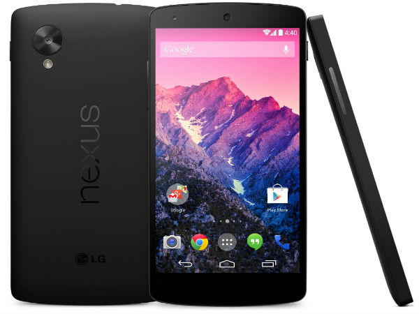 Google Nexus 5 Clues Found In Project Fi Video: Report