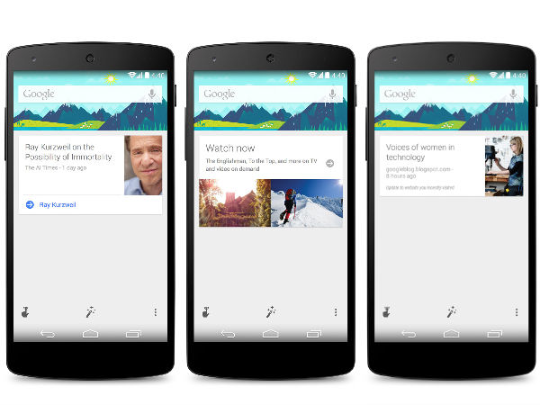 Users Can Send Notes, Directions And More To Phones Via Google Search