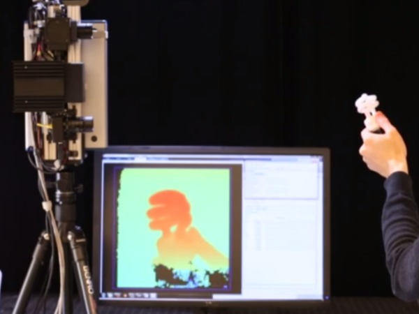 Faster 3D Camera that Works Outdoors