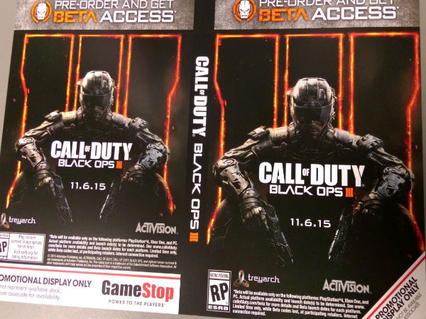 Call of Duty: Black Ops 3 Reveal Trailer Confirms Release Date