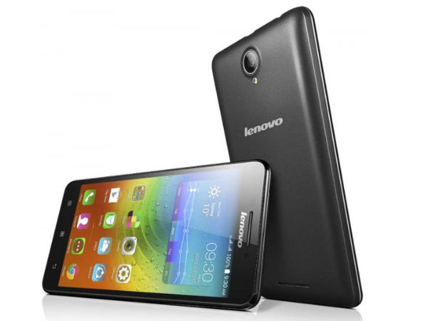 Lenovo A5000 with 4000mAh Battery, Android KitKat Now on Sale in India