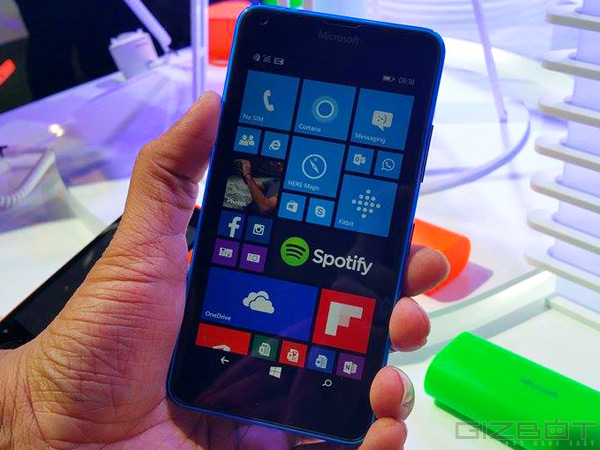 Microsoft Lumia 640 Gets Price Slash At Flipkart, Now Available