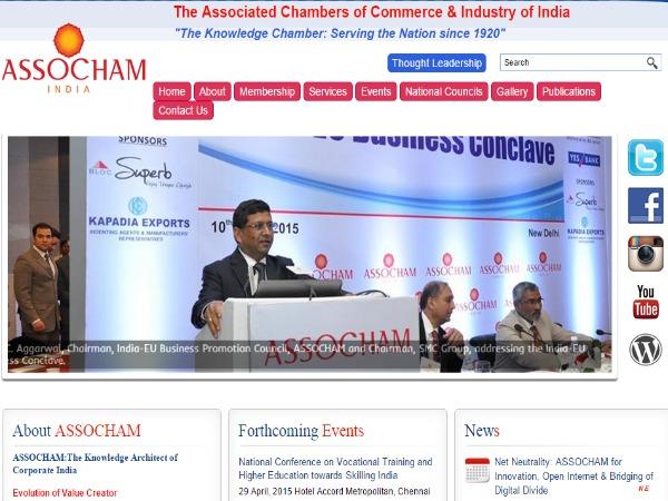 Assocham jumps into Neutrality Debate; Wants 'Indian' version