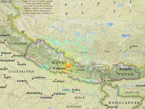 Nepal quake: Virtual media drives 'real' rescue operations