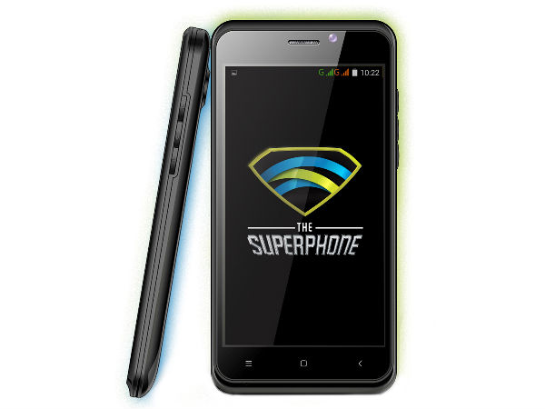 Swipe Konnect ME with SuperSecure Feature, 4.5-inch Display Launched