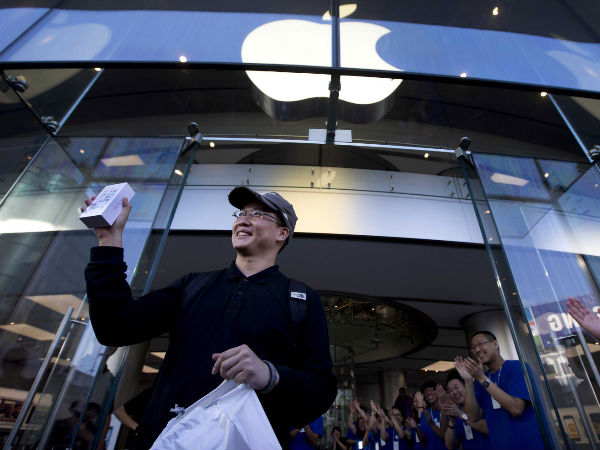 China iPhone Sales Overcome US For The First Time
