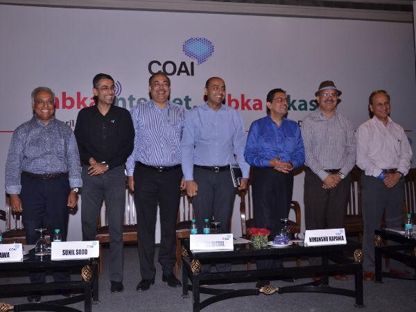 "COAI launched ""Sabka Internet, Sabka Vikas"""