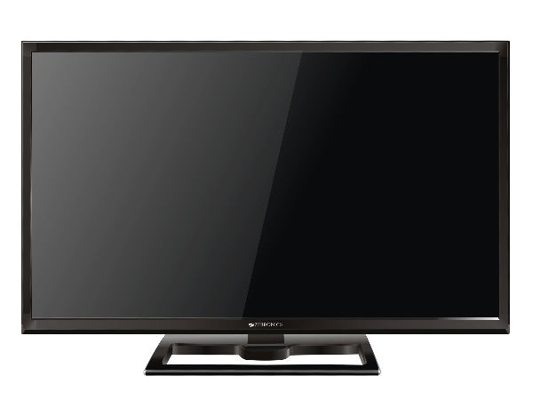 Zebronics Steps Into TV Market With Launch of New LED TV Range