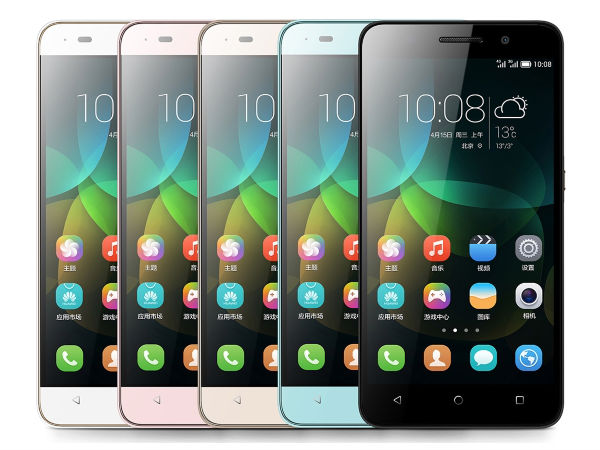 Huawei Honor 4C Black Variant Buy At Price of Rs. 8,999