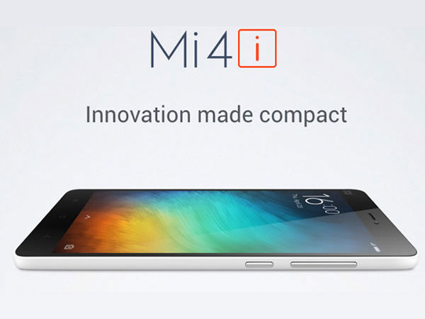 Xiaomi Mi 4i Touches 3 Lakh Registration on Flipkart, Sale on April 30