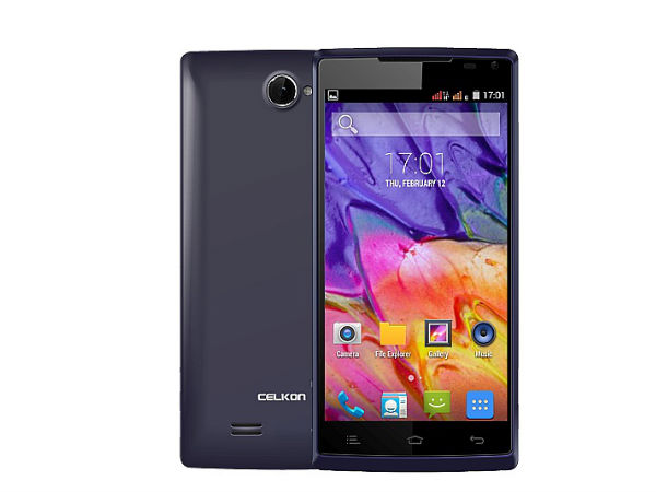 Celkon Campus A518 with 3G Support, Android KitKat Launched