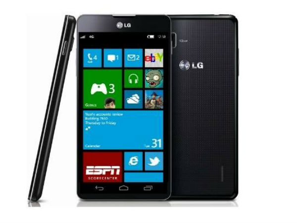 LG's VW820 Might Just Be Company's First Windows Phone