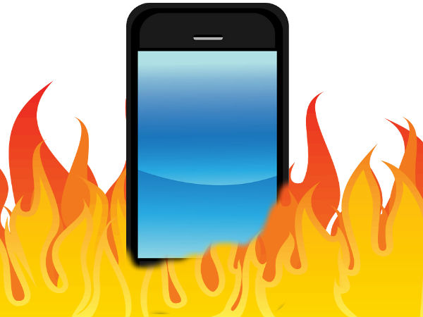 Why Smartphone Batteries some times Explode