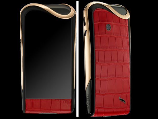 Swiss-based Savelli Launched Smartphones Starting from Rs 5 lakhs