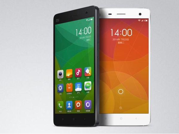Xiaomi Mi 4i to Go on Flash Sale Today on Flipkart at 2PM
