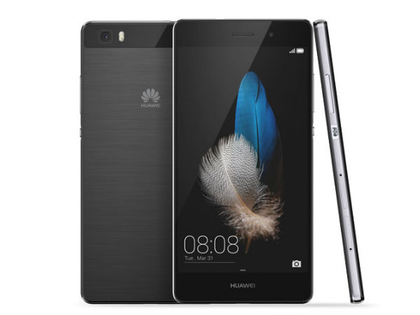 Huawei P8lite with Octa-Core CPU, 4G LTE is Now Official