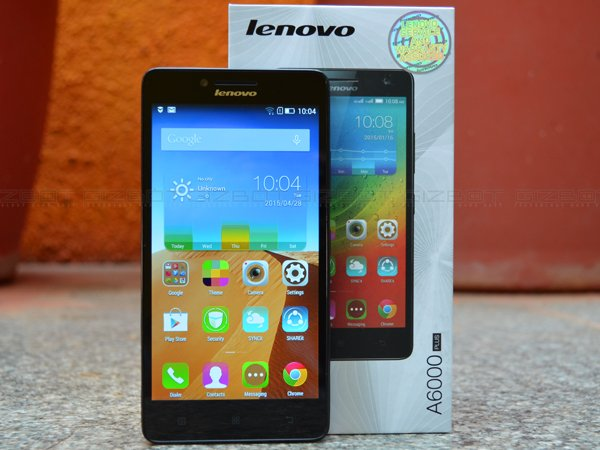 Lenovo A6000 Plus Available Only in Flipkart