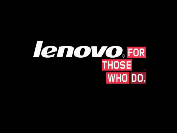 Lenovo To Hold Tech World Event in Beijing On May 28