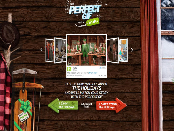 Hulu Launched 'The Perfect GIF' Search Engine