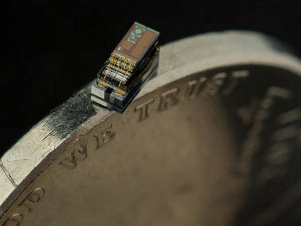 Micro Mote: A Computer That Is Smaller Than A Grain Of Rice