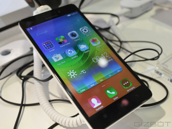 Lenovo A7000 First Look