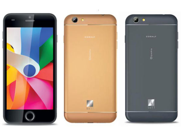 iBall's iPhone 6 'clone' Launched in India with 13MP Camera