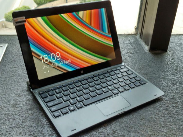 Micromax Canvas LapTab with Windows 8.1 Launched at Rs 14,999