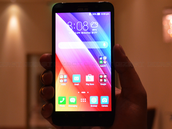 128GB Variant of the ZenFone 2 Comes To India