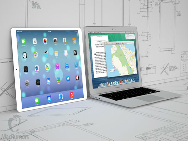Upcoming Apple iPad Pro Dimensions Revealed by Latest Leak