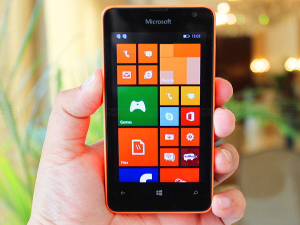 Microsoft Lumia 430 Dual SIM First Look