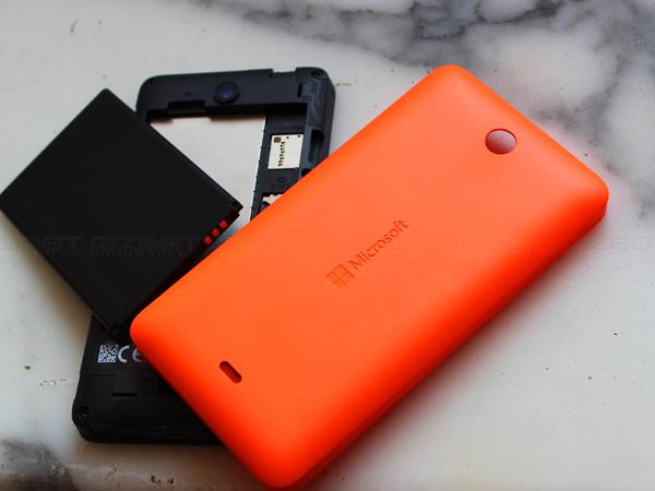 Microsoft Lumia 430 Dual SIM First Look