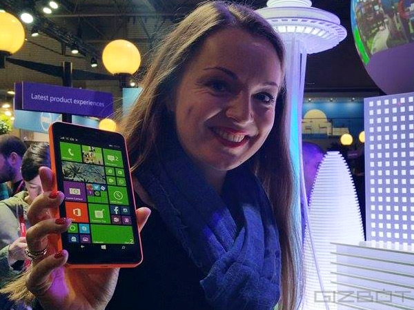 Microsoft has two Flagship Smartphones Coming this Year