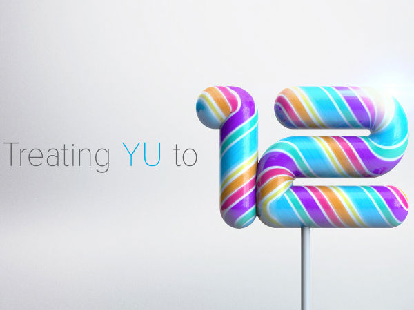 Yu Yuphoria Pictures Leaked: Confirms Cyanogen OS 12