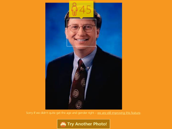 How Old is your Girlfriend? Check with Microsoft's How-Old.net