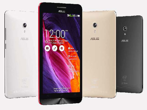 Asus Zenfone Series to Get Lollipop Update Starting Next Month