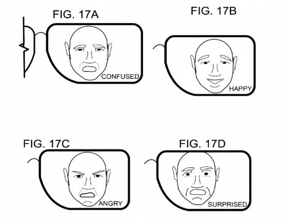 Microsoft patents SmartGlasses that Read Emotions