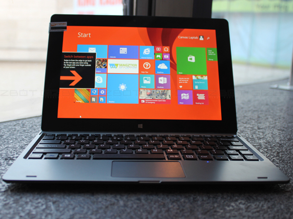 Micromax Canvas LapTab 2-in-1 First Look