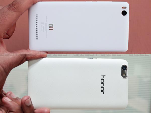 Xiaomi Mi 4i Vs Honor 4X: Which Smartphone Is Better?