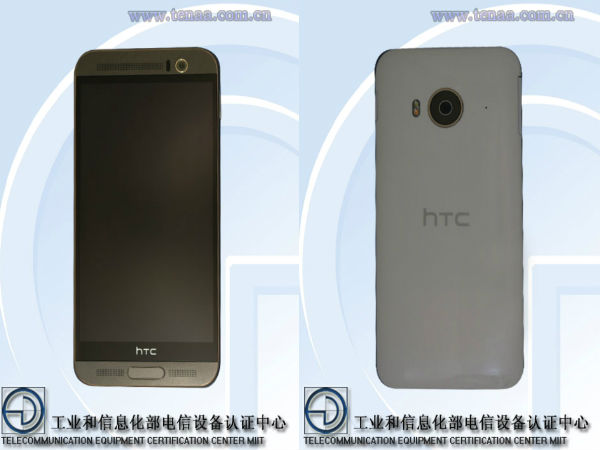 HTC One M9e, A Variant Of HTC One M9+ Spotted On TENNA
