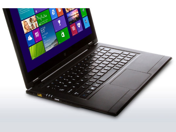 Lenovo LaVie Z 13-Inch Notebook Goes On Sale