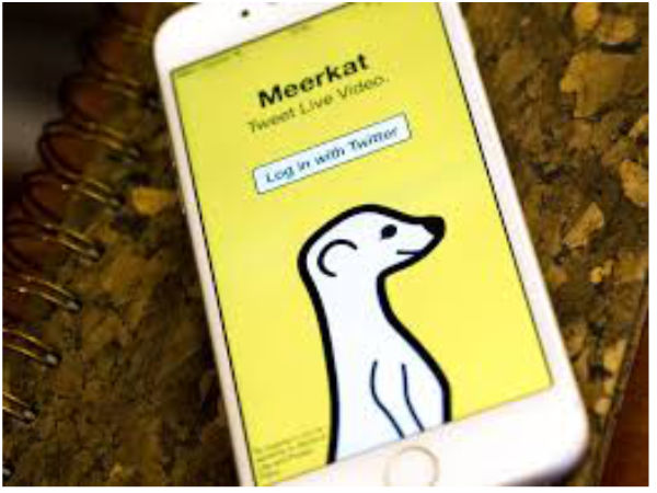 Meerkat Switches To Facebook Instead Of Twitter, New Update For iOS