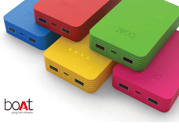 Boat Launches a Limited Edition Portable Power Banks