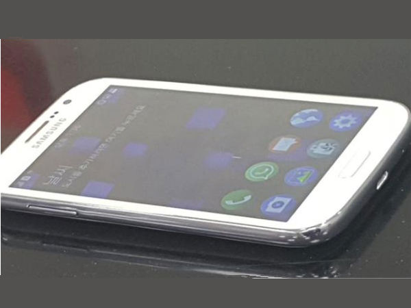 Samsung Z2 Tizen Smartphone Leaked in Images