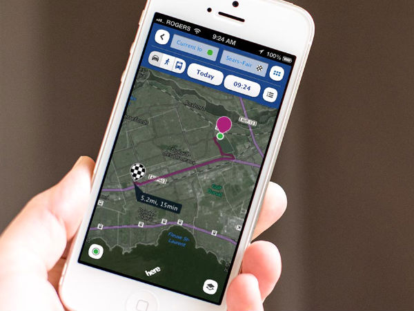 Facebook Inks Deal With Nokia to Power HERE Maps