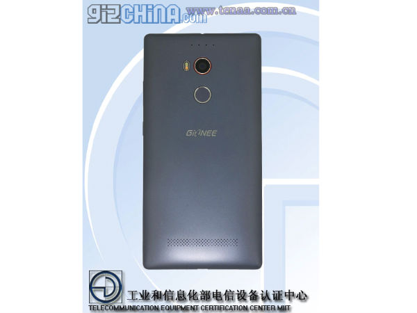 Gionee Elife E8 Specifications and Images Leaked Online