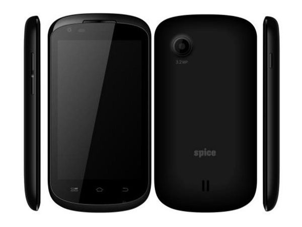 Spice Stellar 405 with 4-inch Display, 3G Connectivity Launched