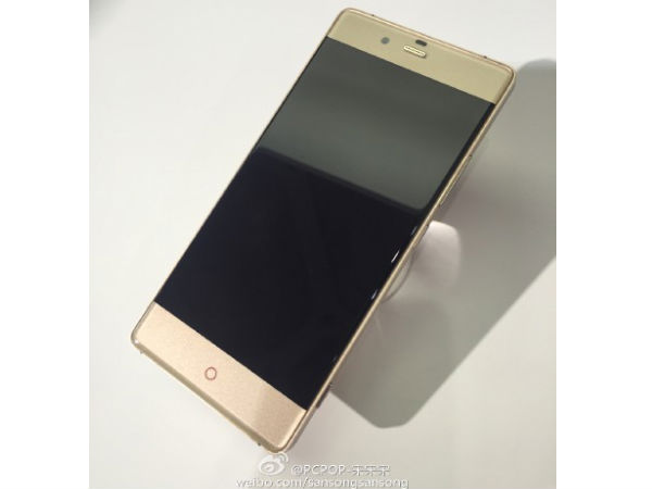 ZTE Nubia Z9 Goes Official With Bezel-less Display