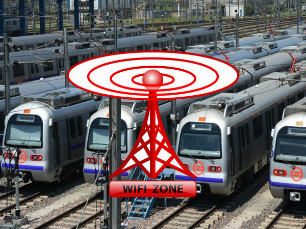 Select Delhi Metro stations soon to be WiFi zones