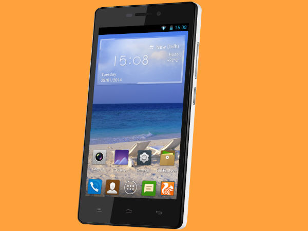 Gionee Marathon M2 Receives OTA Update